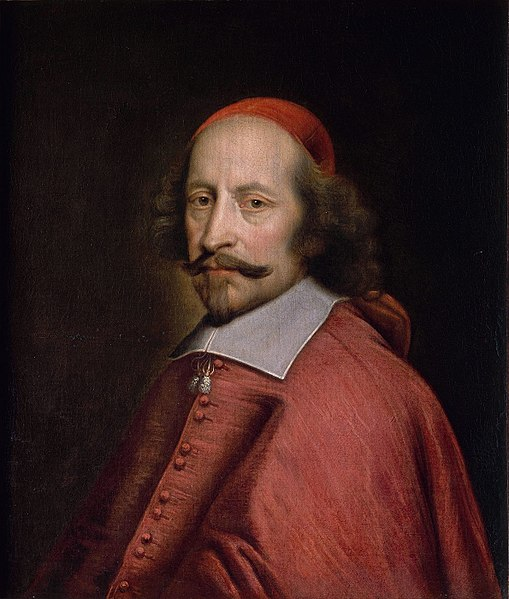 Cardinal Mazarin, par Magnard le Romain, 1658-1660 - SchoolMouv - Histoire - 2de