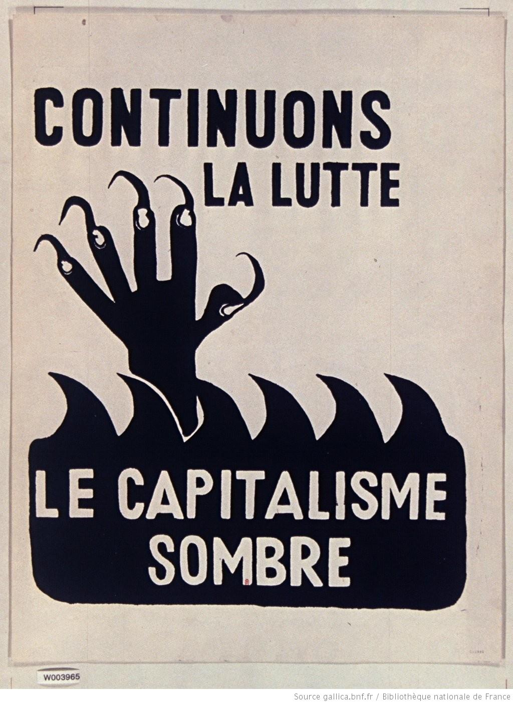 mai 68 anticapitalisme