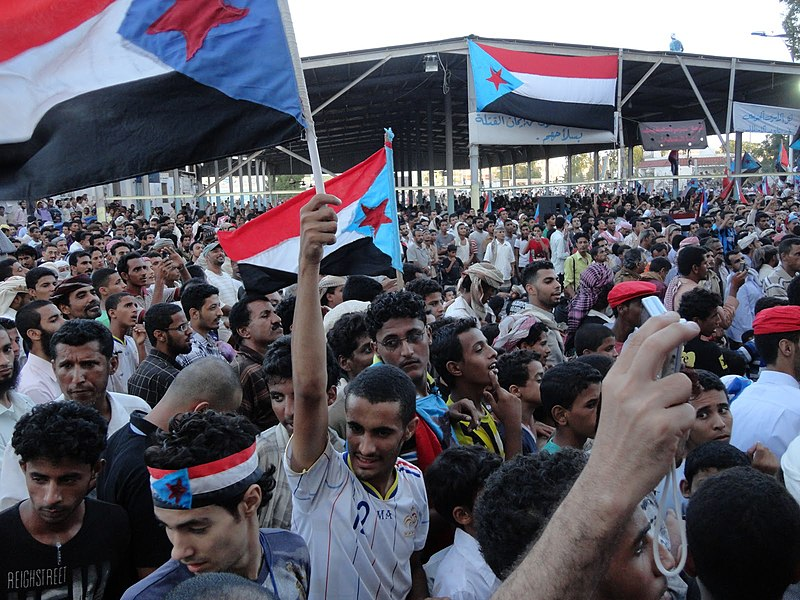 printemps arabe Yemen manifestants