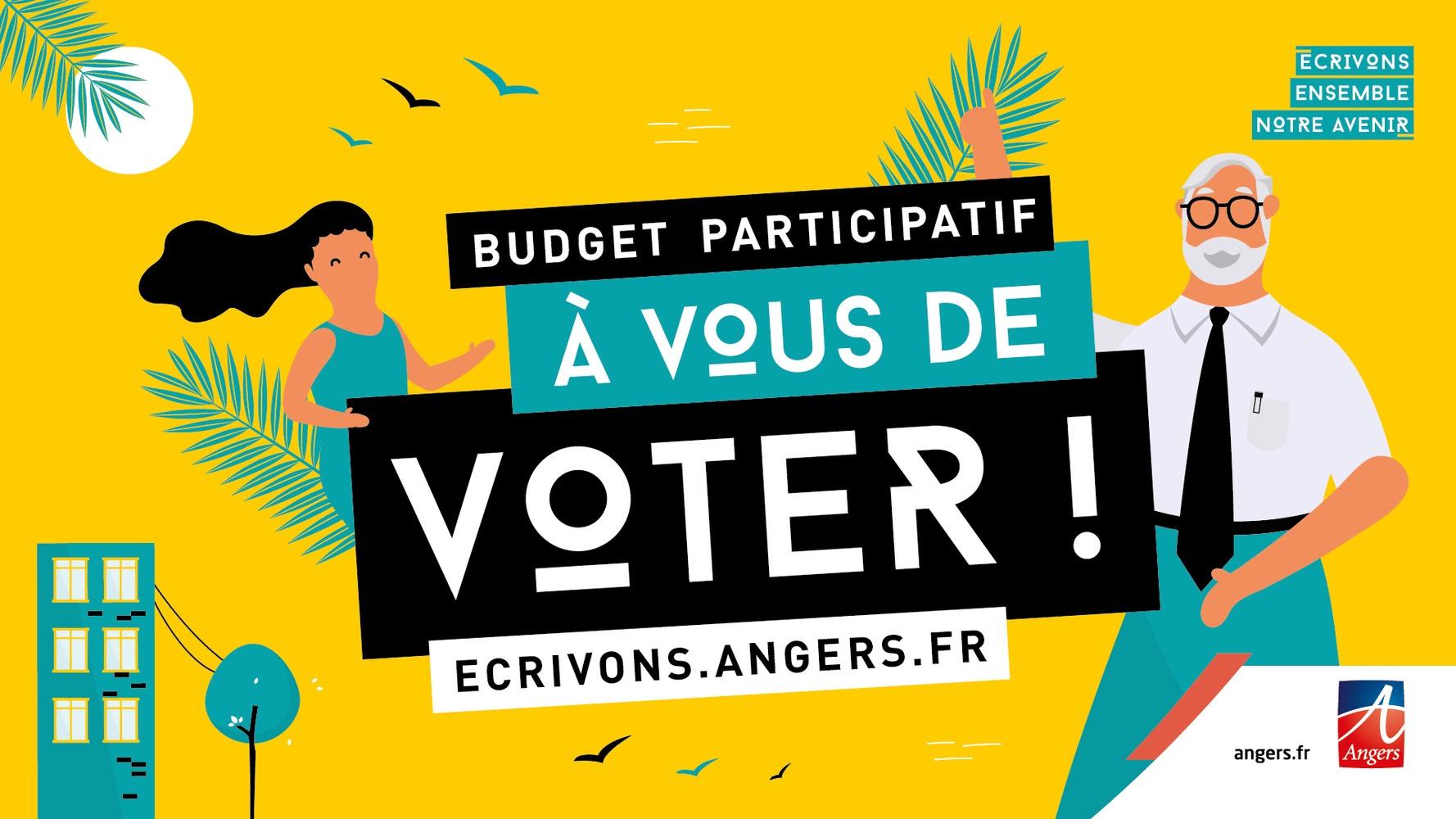 Budget participatif – Angers