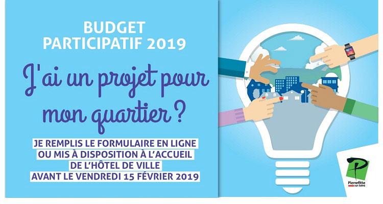 Budget participatif – Pierrefitte