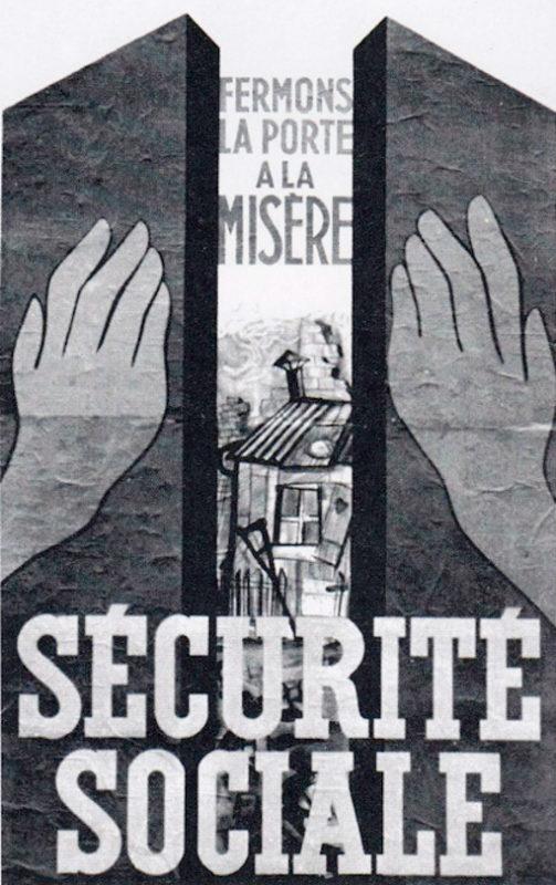 sécurité sociale 1945 Etat-providence