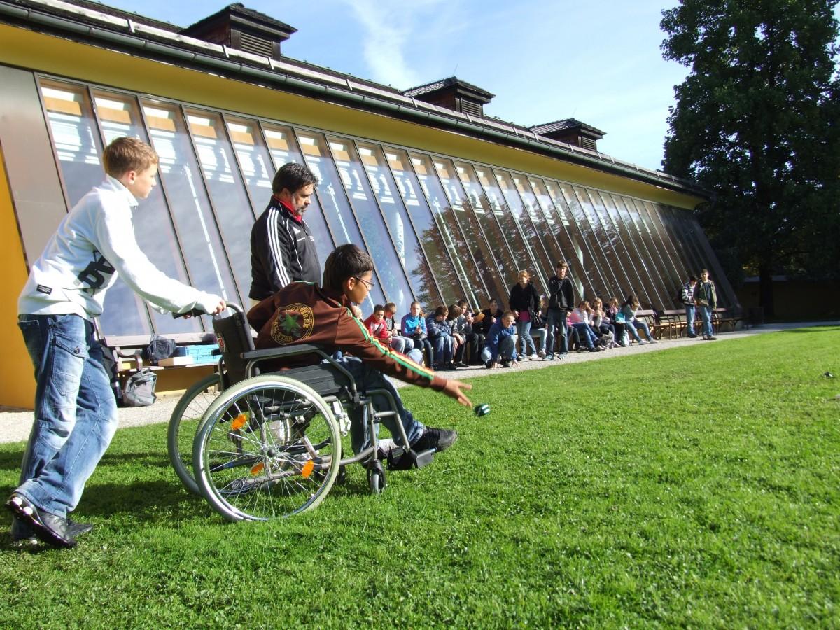 école handicap égalité des chances