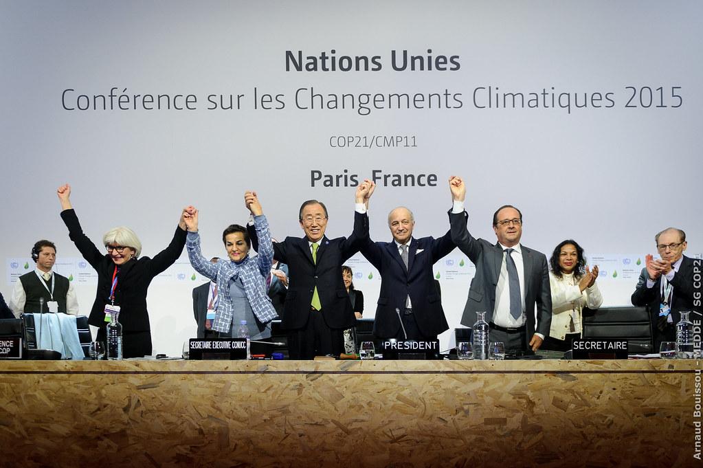 COP21 paris 2016 hollande