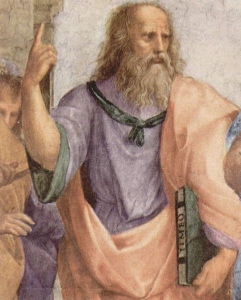 Platon école d'Athènes allégorie de la caverne correspondances Baudelaire