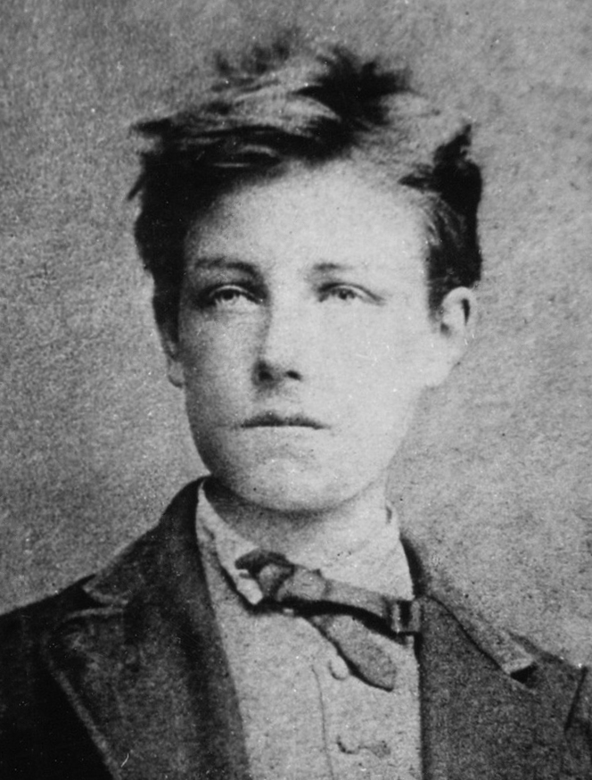 Rimbaud 17 ans dormeur du Val