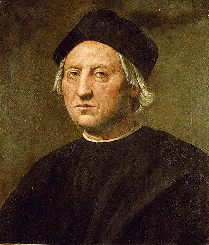 Christophe Colomb Amérique grande découvertes bon sauvage
