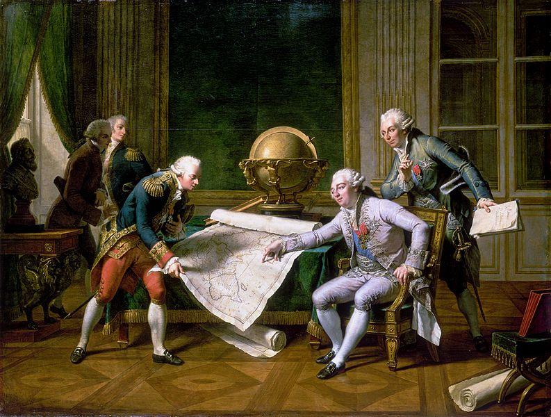 La Pérouse Louis XVI exploration navigation découvertes