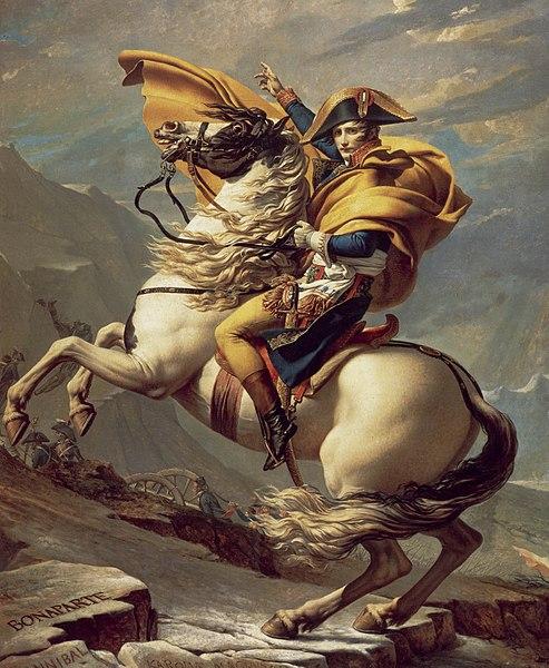Napoléon Bonaparte le Rouge et le Noir Empire