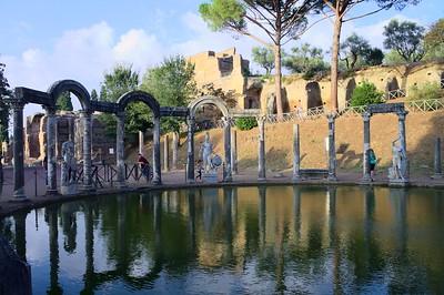 Hadrien Yourcenar villa Adriana