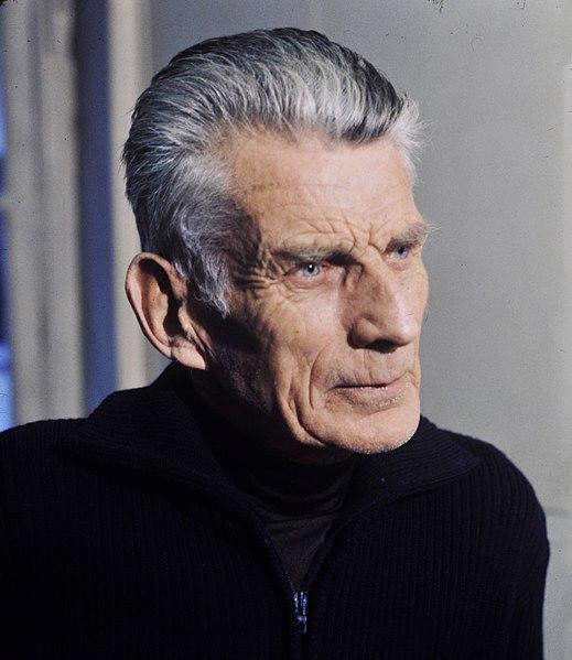 Samuel Beckett théâtre absurde