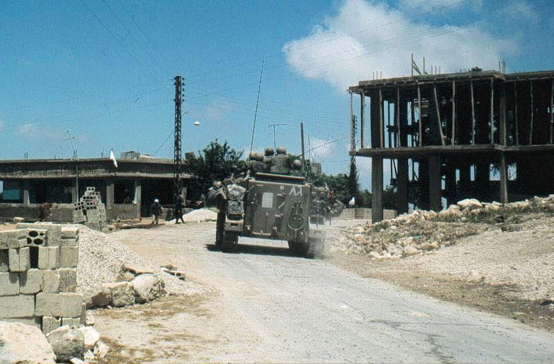 Liban guerre