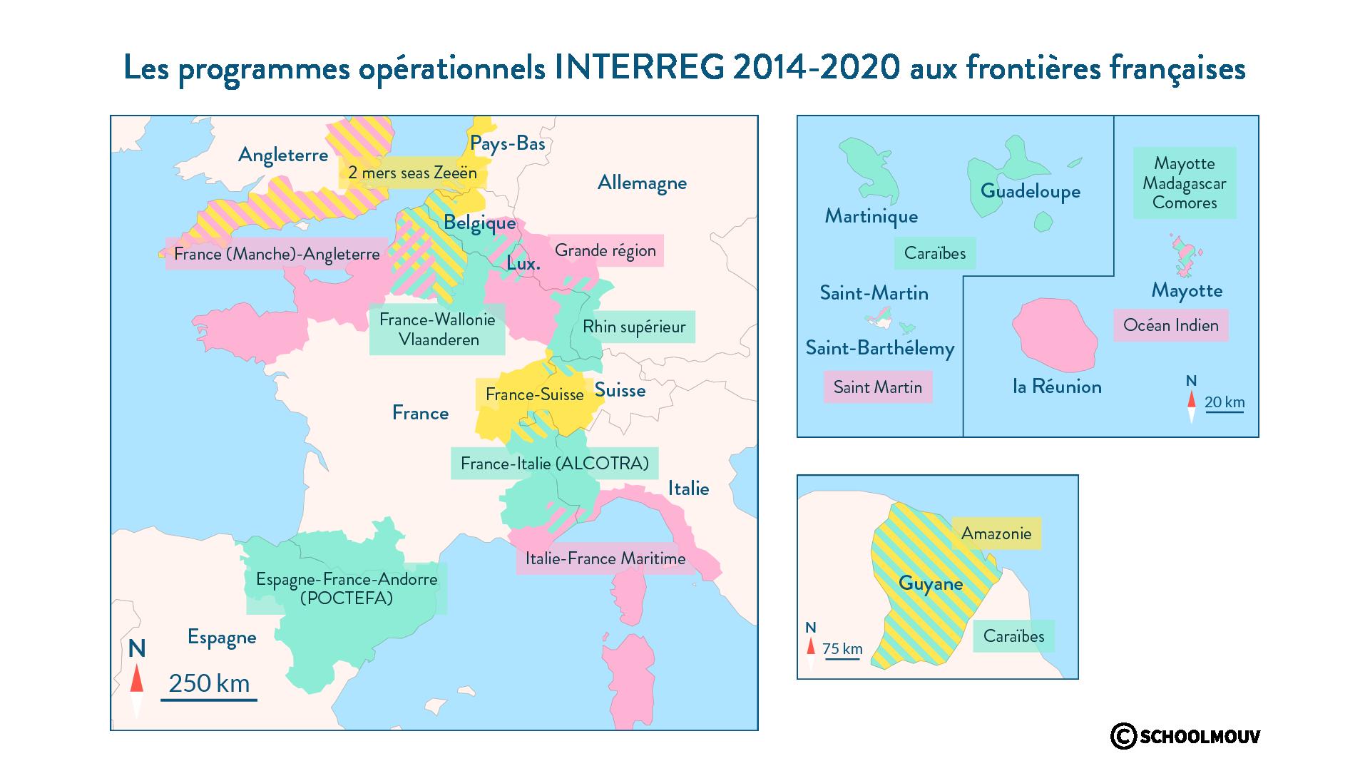 programme interreg France