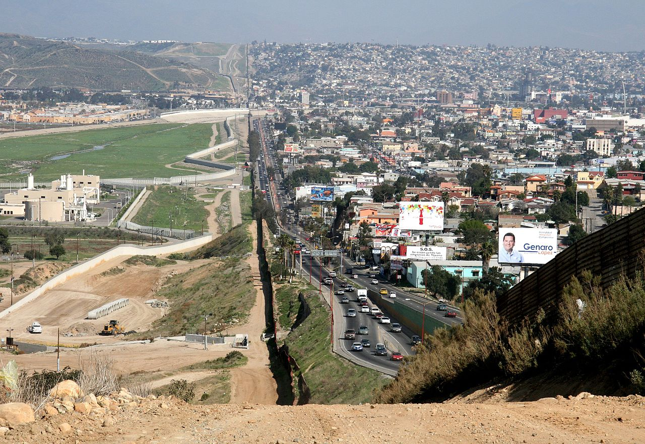 Tijuana San Diego twin cities
