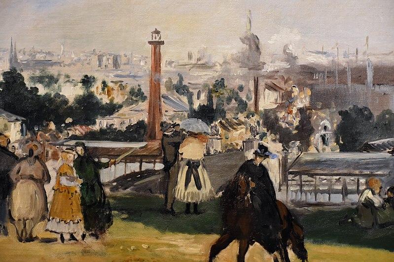 Exposition universelle 1867, Édouard Manet, 1867 - Histoire - SchoolMouv - 1re
