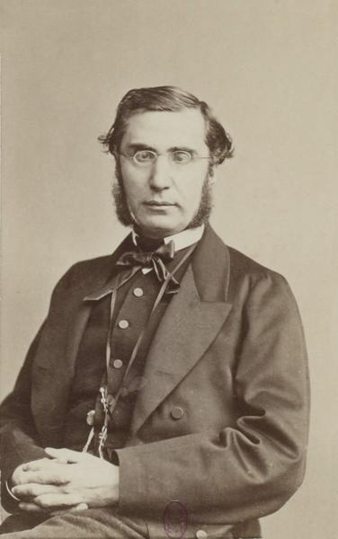 Émile Ollivier, photographié par Pierre-Louis Pierson en 1870 - Histoire - 2de - SchoolMouv