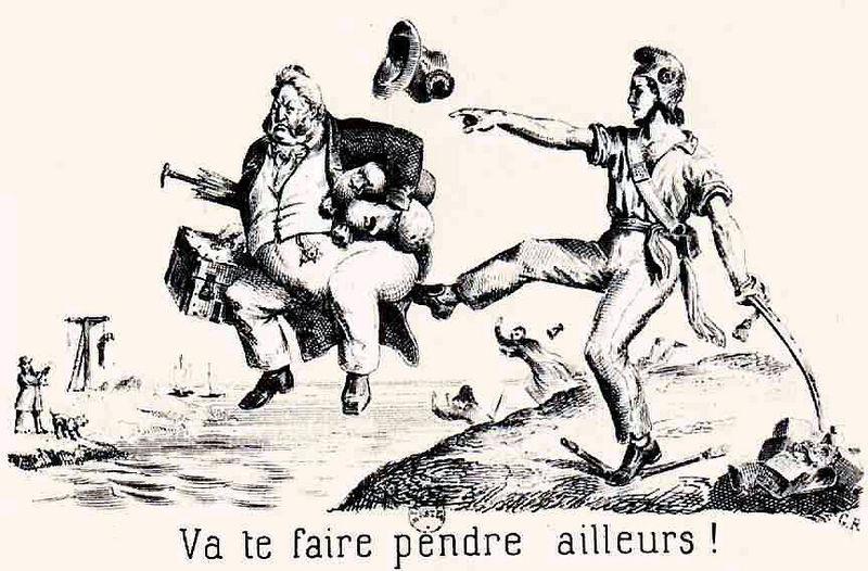La chute de Louis-Philippe - Histoire - 1re - SchoolMouv