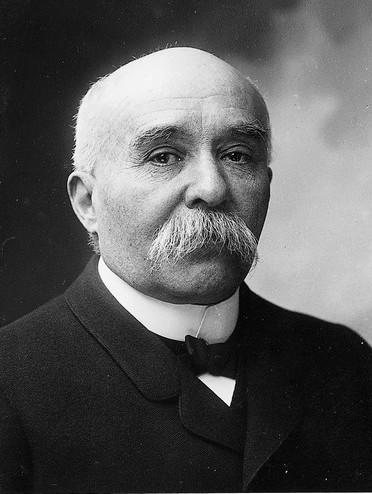 Portrait de Georges Clemenceau - Histoire - 1re - SchoolMouv