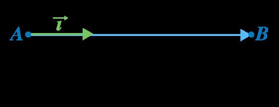 premiere sciences ingénieur calcul vectoriel repères vecteur unitaire
