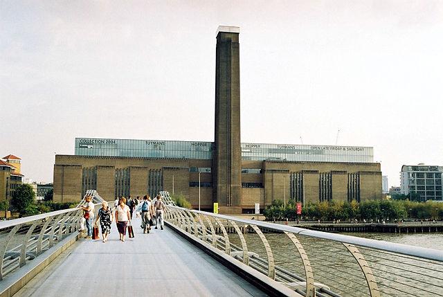 Tate Modern Museum Londres diversité espaces de production