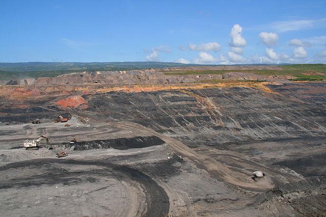 espaces ruraux fonctions variées mine charbon géographie première