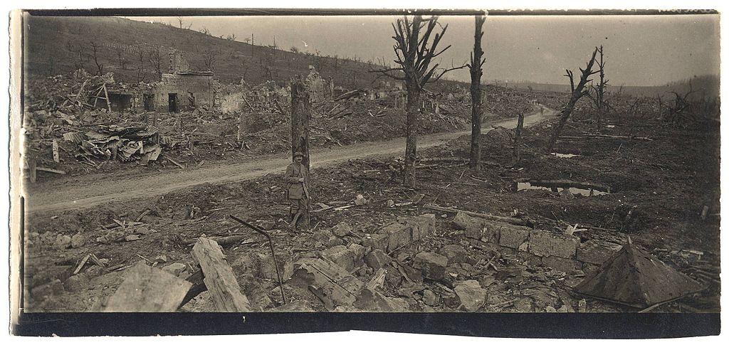 Ruines du village d'Allemant - Histoire - 1re - SchoolMouv