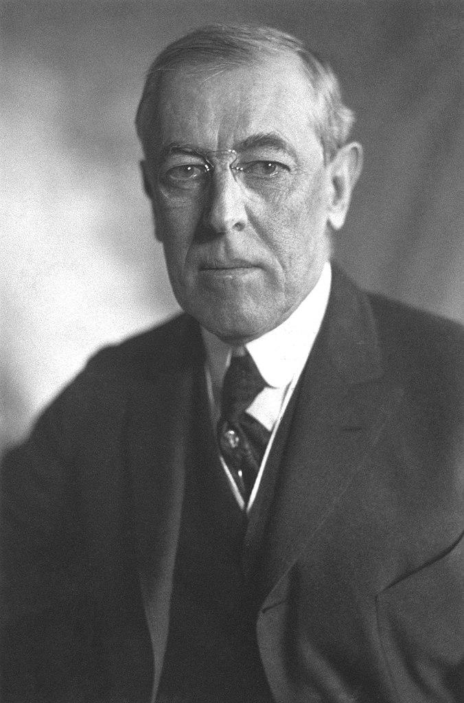 Woodrow Wilson-Histoire-1re-SchoolMouv