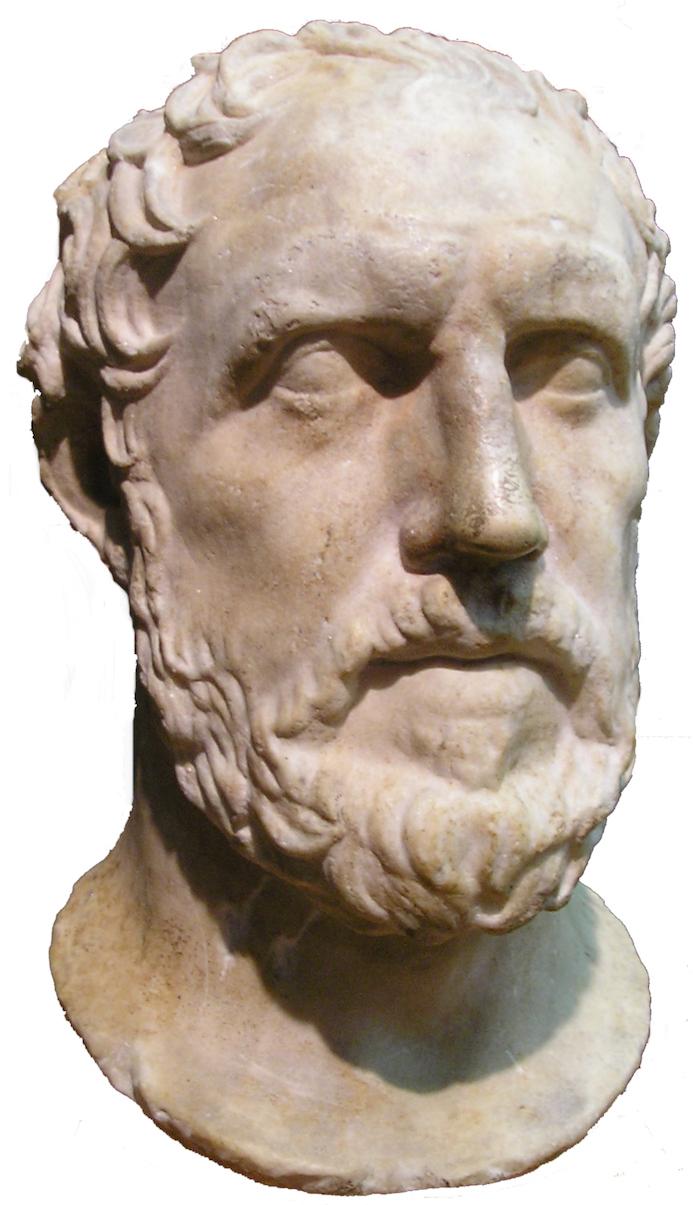 Thucydide (Athènes, -465 à -400 ou -395)