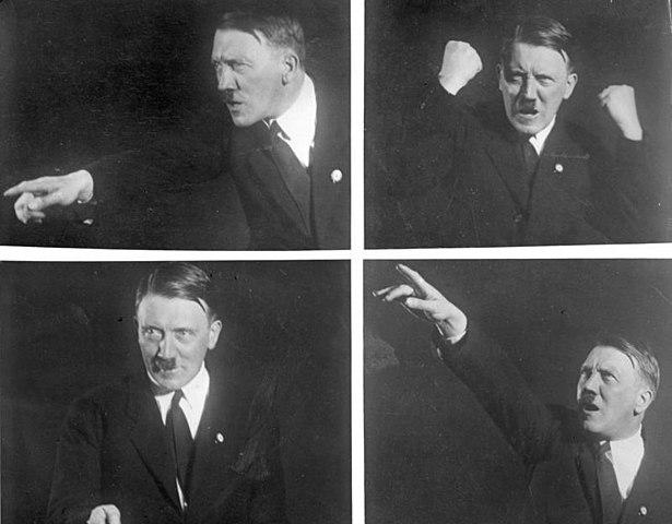 Hitler, 1930 ©Bundesarchiv, Bild 102-10460, Hoffmann, Heinrich, CC-BY-SA 3.0