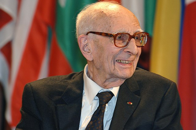 Claude Lévi-Strauss, 2005, ©UNESCO/Michel Ravassard, CC-BY-3.0