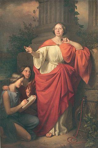 Portrait de DiotimedeMantinée, JózefSimmler