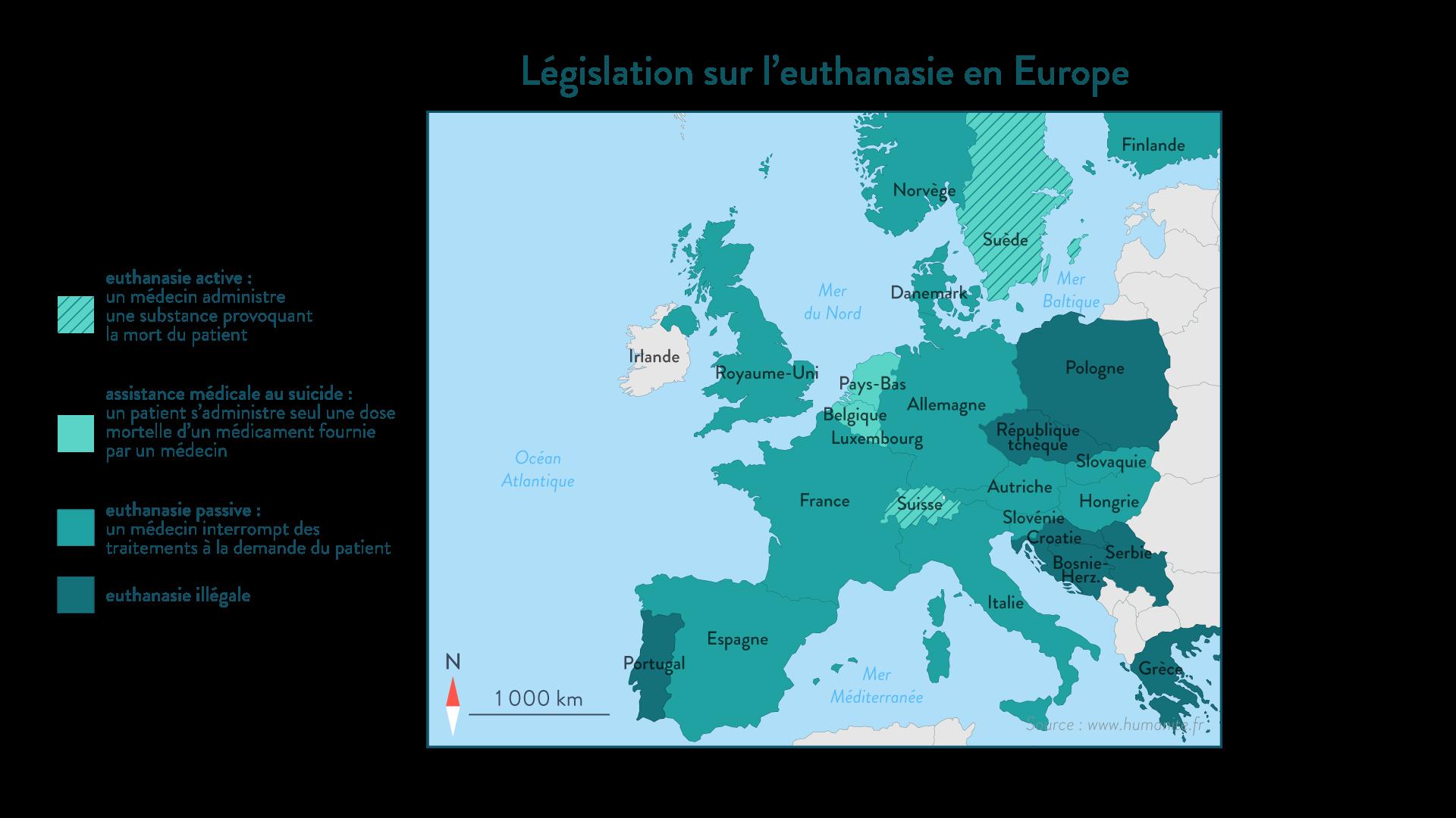 euthanasie Europe France