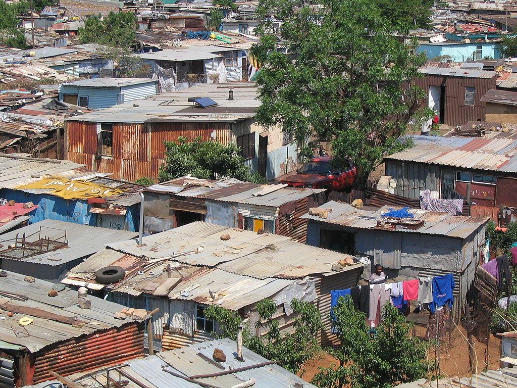 Le bidonville de Soweto, Johannesburg, Afrique du Sud - géo - 2de - SchoolMouv