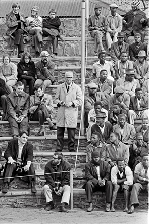 Illustration de l'apartheid en Afrique du Sud en 1969 - 2de - géo - SchoolMouv
