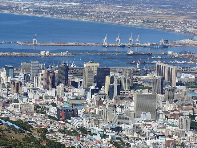 Centre-ville et port du Cap-géo-2de-SchoolMouv