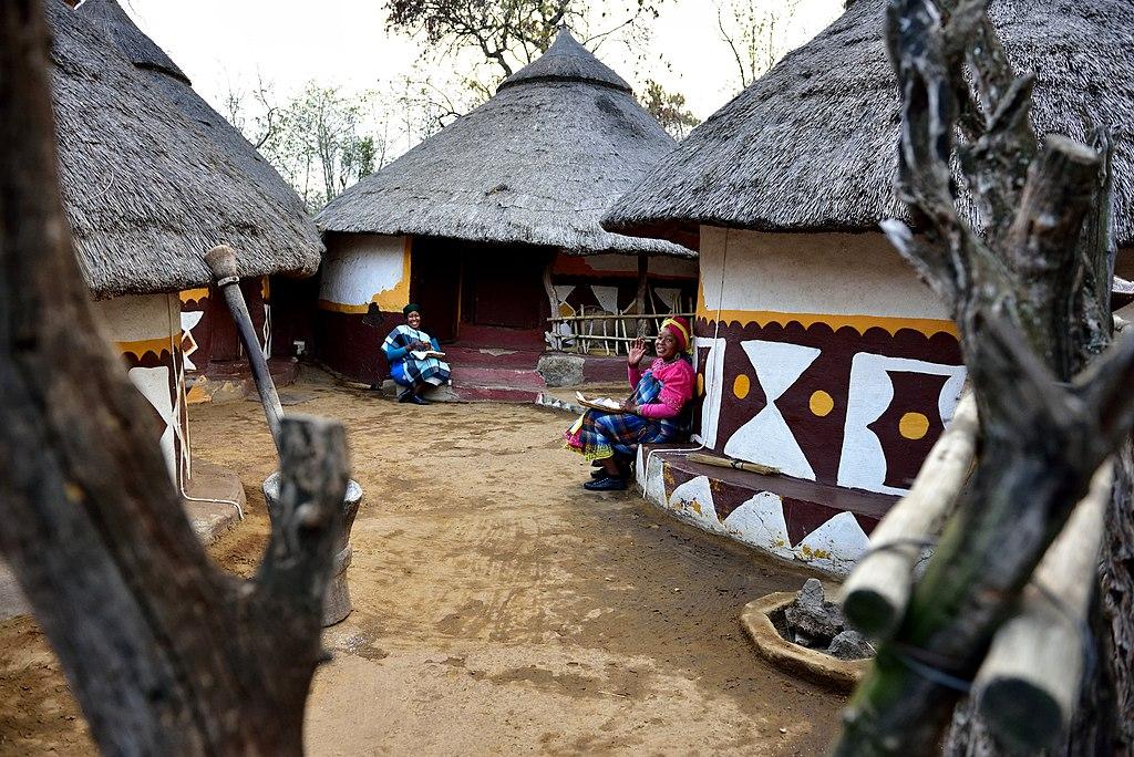 Lesedi Cultural Village, Afrique du Sud, 2015 - géo - 2de - SchoolMouv