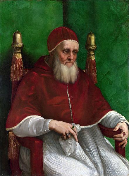 Pape Jules II - SchoolMouv - Histoire - 2de