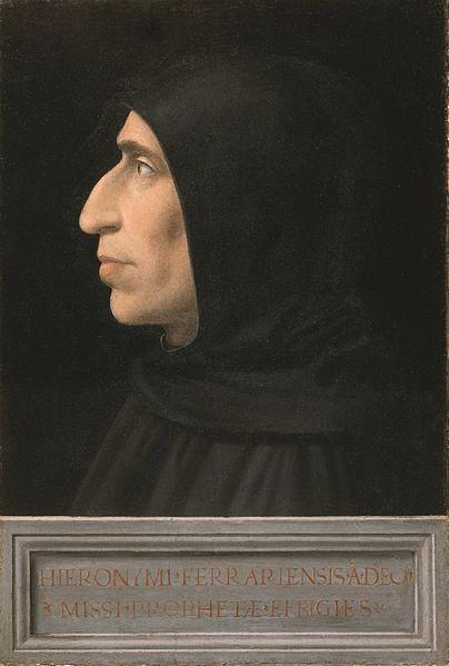 Portrait de Jérôme Savonarole - histoire - 2de - SchoolMouv