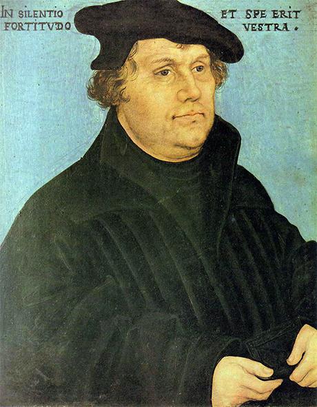Martin Luther - SchoolMouv - Histoire - 2de