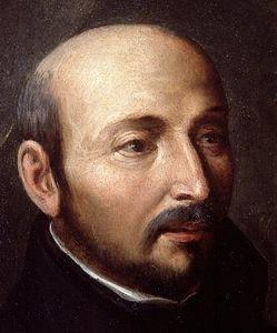 Ignace de Loyola, auteur anonyme, XVIe siècle - SchoolMouv - histoire - 2de