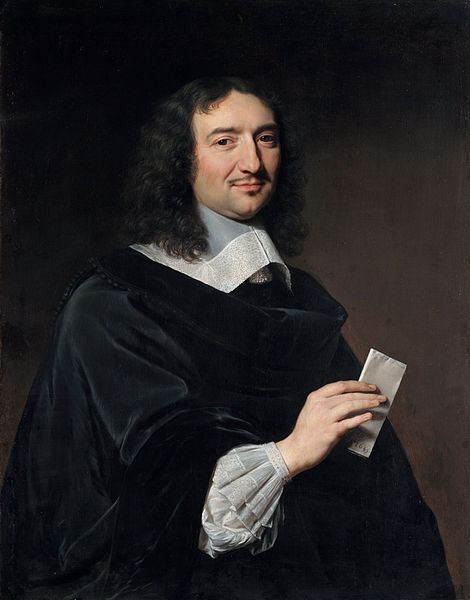 Portrait de Jean-Baptiste Colbert, par Philippe de Champaigne, 1655  - Histoire - 2de - SchoolMouv