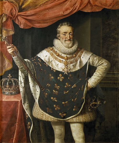 Henri IV - SchoolMouv - Histoire - 1re