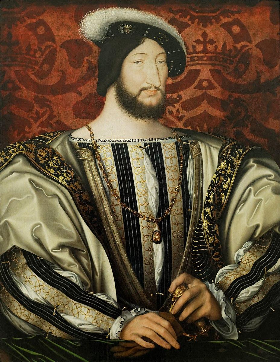 François 1er (dates de règnes: 1515-1547) - Histoire - 2de - SchoolMouv