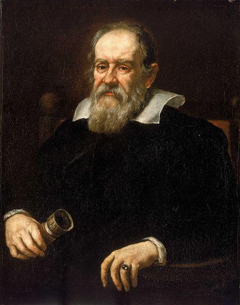 Portrait de Galilée par Justus Sustermans, vers1640 - Histoire - 2de - SchoolMouv