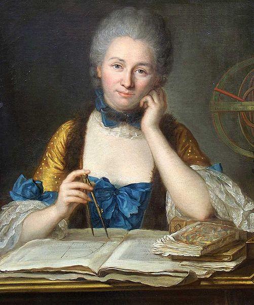 Émilie du Châtelet - SchoolMouv - 2de