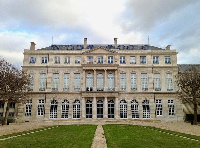 L'hôtel de la famille de Rohan à Paris, construit à partir de 1705 ©Louis H.G. - CC BY-SA 4.0