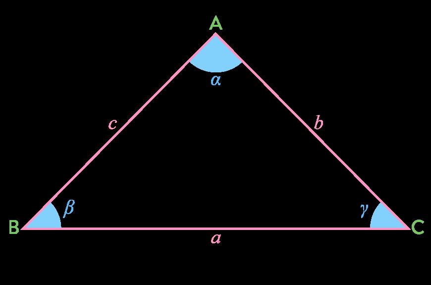 Loi des cosinus ou théorème d'Al-Kashi