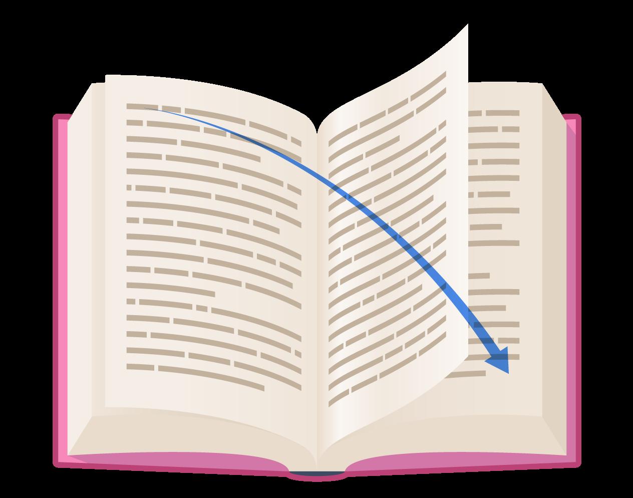 Lecture linéaire livre