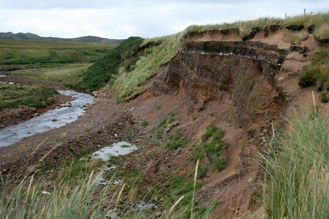 érosion hydrique berges
