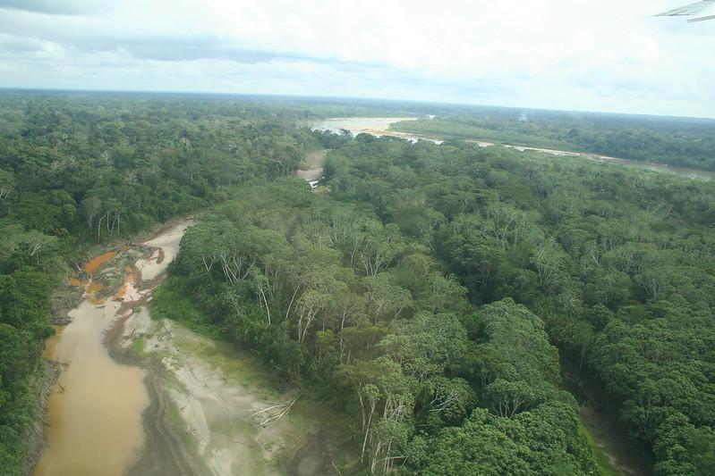 Bras de l'Amazone - Géographie - 2de - SchoolMouv